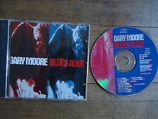 GARY MOORE - Blues Alive (CD, 1993)