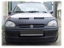 Holden SB Barina Vauxhall Chevrolet Opel Corsa B CUSTOM CAR HOOD BRA DE CAPOT