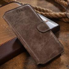 Handy Tasche für iphone Galaxy Flip Cover Case Schutz Hülle Etui Schale Wallet