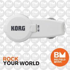 Korg IE-1M In-Ear Metronome IE1M White - Brand New - Belfield Music