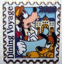 Tokyo DisneySea - Dining Voyage 2010 - Goofy & Pluto