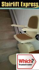 Stairlift Acorn Slimline for straight stairs, fitting plus 12 month warranty***