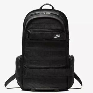 """Nike SB RPM Backpack Black """"THUNDER GREY"""" Supreme Deal Laptop Bag Skate Tactical"""