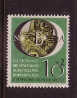 GERMANY....  1951  10pf national philatelic exhibition mint....cv £50