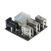 3 USB Charging Module Power Bank Module 9V/12V To 5V Step-up Boost Module
