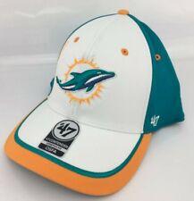 New '47 Brand Miami Dolphins Hat Cap NFL OSFA flex fit new nwt
