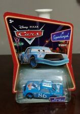Disney Pixar Cars Supercharged Dinoco Chick Hicks 1st Edition