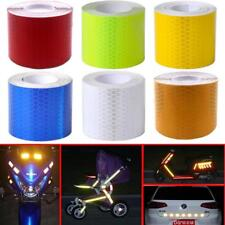 """2""""X10' 3M Reflective Safety Warning Conspicuity Tape Film Sticker Car Motor Bike"""