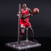 1:9 Scale NBA Michael Jordan 23 Chicago Bulls Action Figures Collection Toy Gift