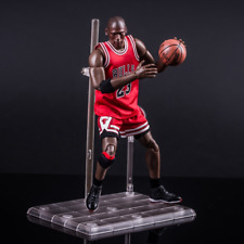 f5d0b50757b6d2 1 9 Scale NBA Michael Jordan 23 Chicago Bulls Action Figures Collection Toy  Gift