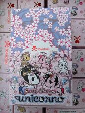 tokidoki Unicornos Cherry Blossom series Case of 8