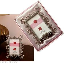 """""""Here's to Love"""" > BEJEWELED PHOTO FRAME > for 2"""" x 3"""" (5.1 x 7.6 cm) photo"""
