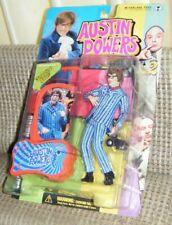 00004000 1999 Carnaby Street Austin Figure Austin Powers Series 2 McFarlane Toys Mip