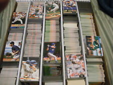 1991, 1992, 1993, 1994 Topps Stadium Club Lot Complete Your Sets U-Pick 40
