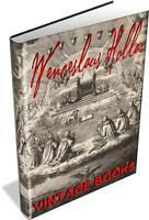 WENCESLAUS HOLLAR 1,979 Vintage Prints Etchings Illustration Engravings 2 DVD