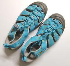 Keen Newport Whisper Outdoor Adult Venice Sandals Teal Hiking Waterproof  9