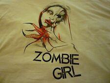 Zombie Girl Shirt ( Size 4XL ) NEW!!!