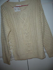 BRAND NEW LIZ LISA SIDE LACE JUMPER FROM JAPAN