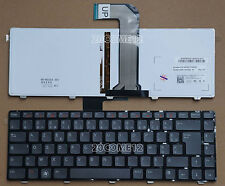 For DELL VOSTRO 3550 3555 3560 V131 Keyboard Azerty French Clavier Backlit