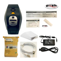 Complete Zebra ZXP Series 3 Card Printer Bundle- PS, Cards, Ink, & Cleaning Kit!