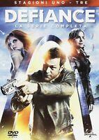Defiance - La Serie Completa - Stagioni 1-3 - Cofanetto 12 Dvd - Nuovo Sigillato