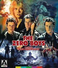 The Zero Boys [New Blu-ray] With DVD