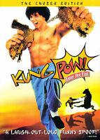 KUNG POW: ENTER THE FIST (DVD, 2004 THE CHOSEN EDITION) - NEW RARE DVD