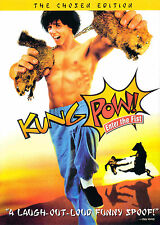 KUNG POW: ENTER THE FIST (DVD, 2004 THE CHOSEN EDITION) - NEW RARE DVD