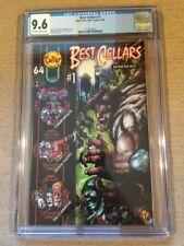 Best Cellars #1 CGC 9.6 - Eric Powell - 1st Goon Prototype