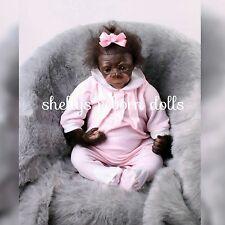 Muñeca Reborn Maggie Mono Chimpancé