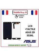 ECRAN COMPLET LCD +VITRE TACTILE NOIR ASUS ZENFONE 4 SELFIE ZD553KL Z01MDA