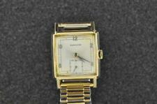 "VINTAGE MENS HAMILTON WRISTWATCH ""GARY"" CALIBER 747 KEEPING TIME"