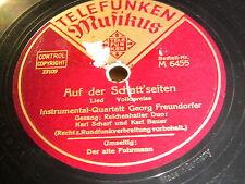 9/1R Georg Freundorfer/Reichenhaller Duo - Der alte Fuhrmann - Auf der Schatt'se