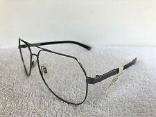 NWT Dolce and Gabbana BaSalto Gunmetal Sunglasses Frames (Frames only) DG2133 04