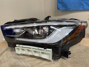 2018 2019 2020 INFINITI QX80 HEADLIGHT LEFT DRIVER SIDE FULL LED OEM (NICE)