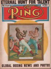 Tom Molineaux Tom Cribb The Ring April 1948 051118DBX