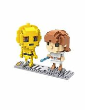 LOZ Star Wars Diamond Nano-Block (mini blocks) Luke and 3CPO (400PCS)