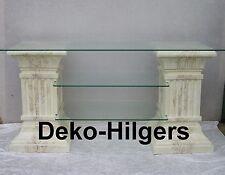 Regal TV Tisch HiFi Säule Säulenregal Säulen Exklusiv Dekoration Möbel 1844 F121