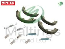 Range rover l322 handbrake shoes and fitting kit sfs000051 02-2012 Mintex