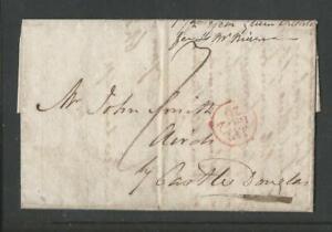 GB 1802 SCOTTISH ENTIRE EDINBURGH TO CASTLE DOUGLAS
