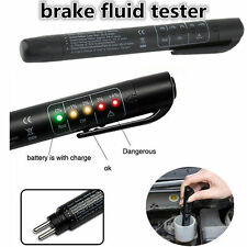 5 LED Brake Fluid Tester Car Vehicle Auto Automotive Diagnostic Testing Tool V3