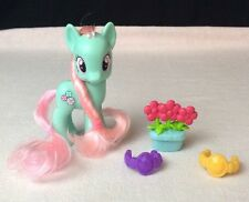 My Little Pony G4 Figure Minty Midnight in Canterlot Exclusive Hasbro MLP Figure