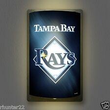Tampa Bay Rays  MLB Licensed MotiGlow™ Light Up Sign - Free USA shipping!