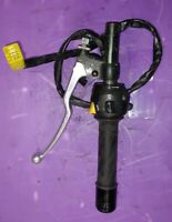 99-06 Suzuki Katana 750 600 gsx left Clip On Handle Kill Off Start Switch busa