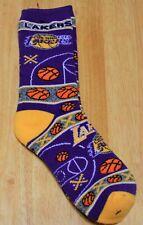 Los Angeles Lakers Holiday Socks