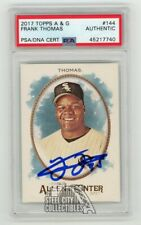 Frank Thomas 2017 Topps Allen & Ginter Autographed Card #144 - PSA/DNA