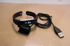 Fitbit Alta Fitness Activity Tracker + Sleep Tracker Black Fb406 Small FREE SHIP