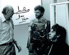 Dave PROWSE SIGNED Autograph Darth VADER Star Wars 10x8 Photo I AFTAL COA