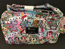 NWT Jujube Tokidoki Unikiki 2.0 Uni Unicornos Hobobe HBB Diaper Bag Complete