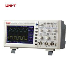 "UNI-T UTD2052CL 2CH Digital Storage Oscilloscope 50MHZ 7"" LCD 500MSa/s languages"